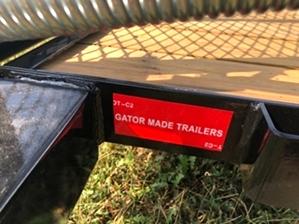 Utility Trailer 20ft