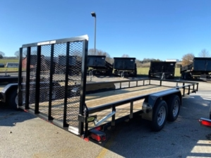Utility Trailer 20ft By Gator