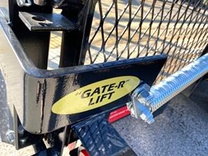 Utility Trailer 12ft Wood Hauler
