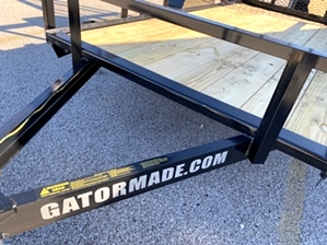 Utility Trailer 5x10 By Gator