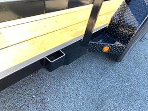 Utility Trailer 14ft Dual Axle
